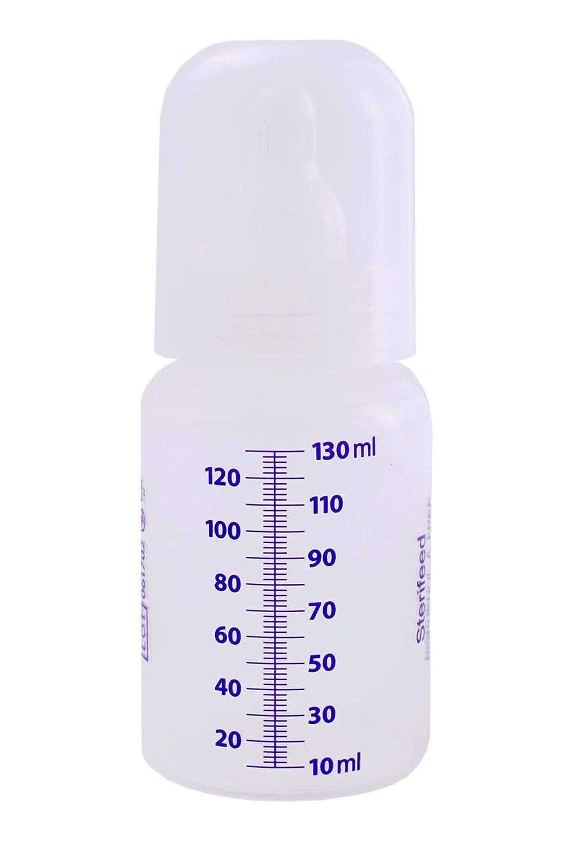 jetables biberons avec té tine Standard, 130 ml, Lot de 10 130ml Sterifeed