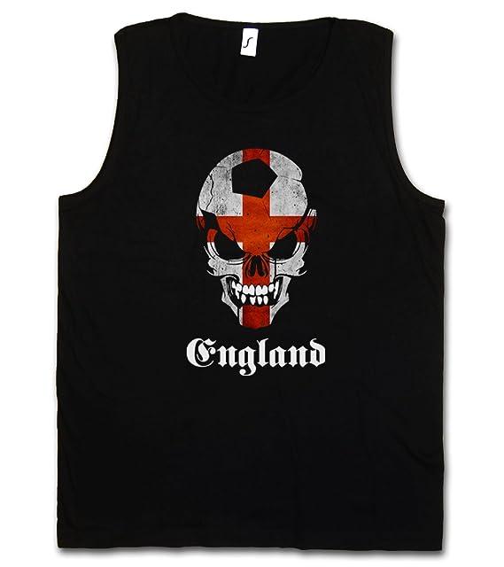 Urban Backwoods England Football Skull I T-Shirt Tamaños S – 5XL TRGdV