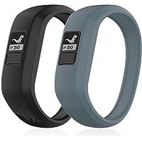 GVFM Compatibel met Garmin Vivofit JR/Vivofit JR2/Vivofit 3-band, zachte siliconen sportvervanging, geschikt voor…