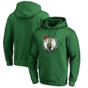 Sudadera Con Capucha De La NBA Boston Celtics Ropa Deportiva De ...