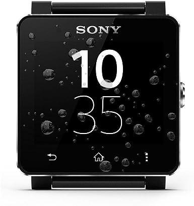 Amazon.com: Sony Smartwatch 2 Metal Band - Silver