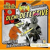 Olchi-Detektive 17 Die Ritter der Popelrunde (CD)