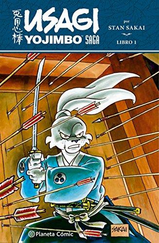 Amazon.com: Usagi Yojimbo Saga Integral nº 01 (Usagi Yojimbo ...