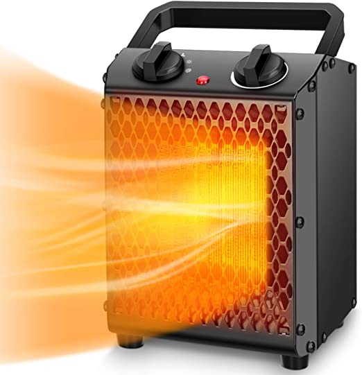 Amazon Com Space Heater Trustech Portable Heater With