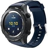 Correas Huawei Watch 2 OverDose Silicagel de repuesto banda suave para Huawei Reloj 5 …