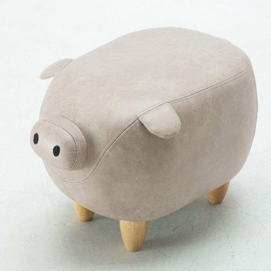 MXD Taburete Dibujos Animados Creativo de Cerdo Modelado de ...