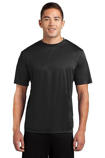 71564d1a4e9 Dri-Tek Men s Big   Tall Short Sleeve Moisture Wicking Athletic T-Shirt