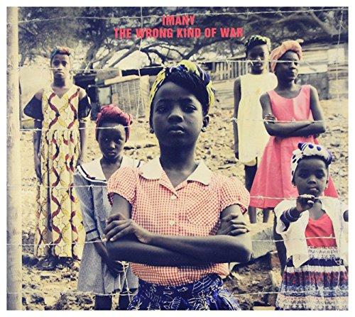 Imany - Imany: The Wrong Kind Of War (Digipack) [cd] - Zortam Music