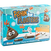MDI Australia Floaters Bath Fishing Game, Brown