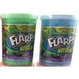 Ja-Ru Flarp Fart Noise Putty, 2-pack