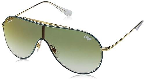 580b108087 Ray-Ban Kids  0rj9546s Non-Polarized Iridium Aviator Sunglasses ...