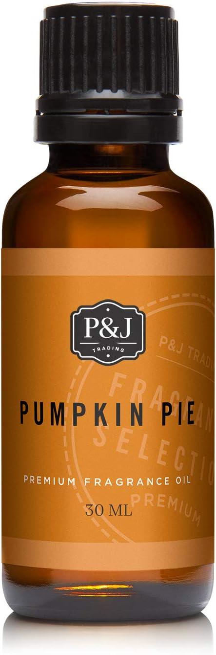 Pumpkin Pie Fragrance Oil - Premium Grade Scented Oil - 30ml: Health & Personal Care