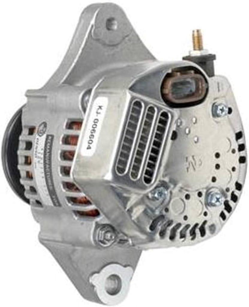 NEW ALTERNATOR 12 VOLT 40 AMP FITS TAKEUCHI TL130 TL220 TL230 TL240