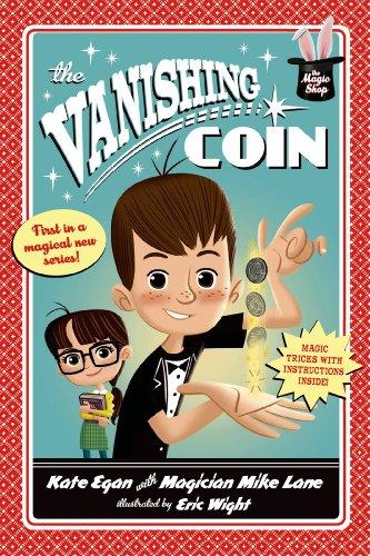 The Vanishing Coin (Magic Shop Series Book 1)
