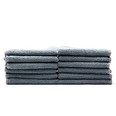Klean Kat Microfiber Mini Towels (Light Gray): Automotive