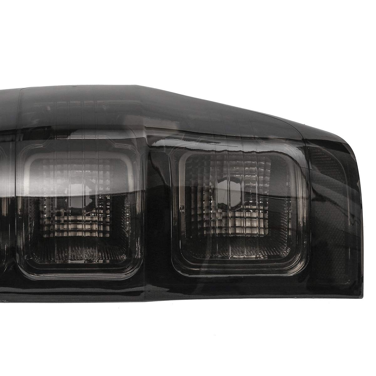 Kungfu Mall Left//Right Car Rear Tail Light Cover Assembly for Ford Ranger PX T6 MK1//MK2 WildTrak XLT XL XLS 2011