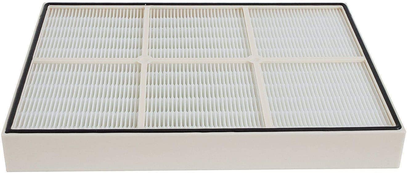 2 Filters PLASTIC FRAME Compatible with Whirlpool 1183054K (1183054) Whispure Air Purifier Models AP350 AP450 AP510 AP45030HO - Compare To Whirlpool Part# 1183054, 1183054K Large Grand Format