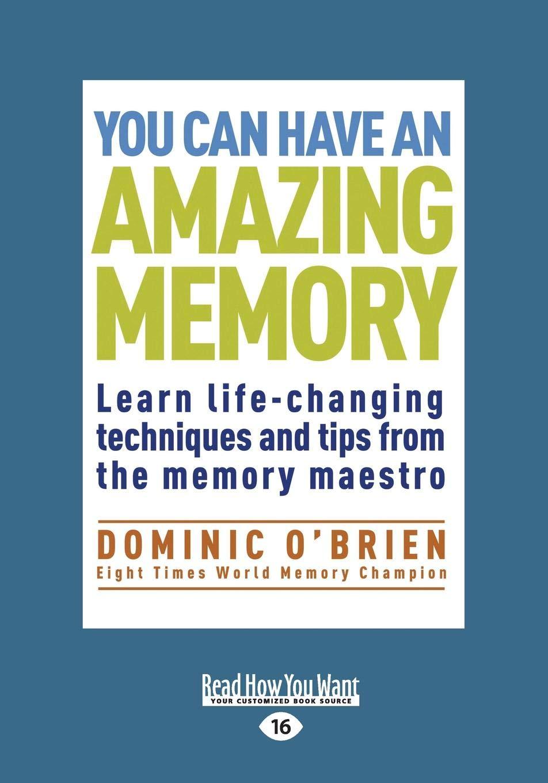 AMAZING MEMORY W 18 19