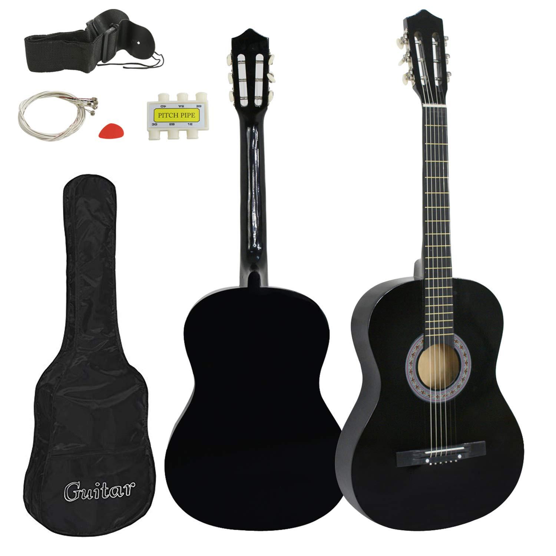 Amazon.com: Smartxchoices - Guitarra acústica básica para ...