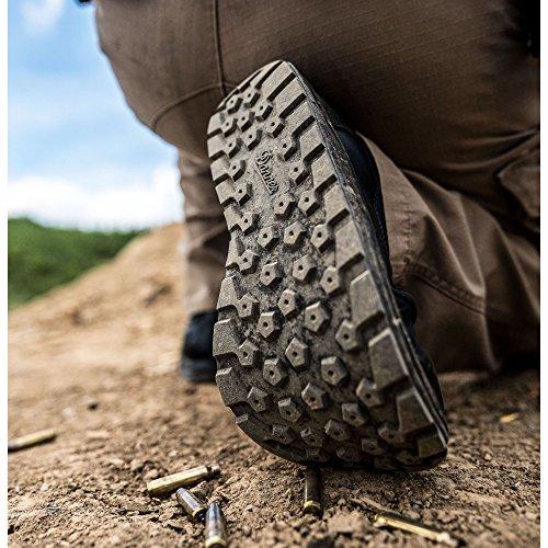 Danner Tachyon 8 Altura Negro (50122) Gore-tex Plain Toe Military, Duty Bota | Tachyon Impermeable