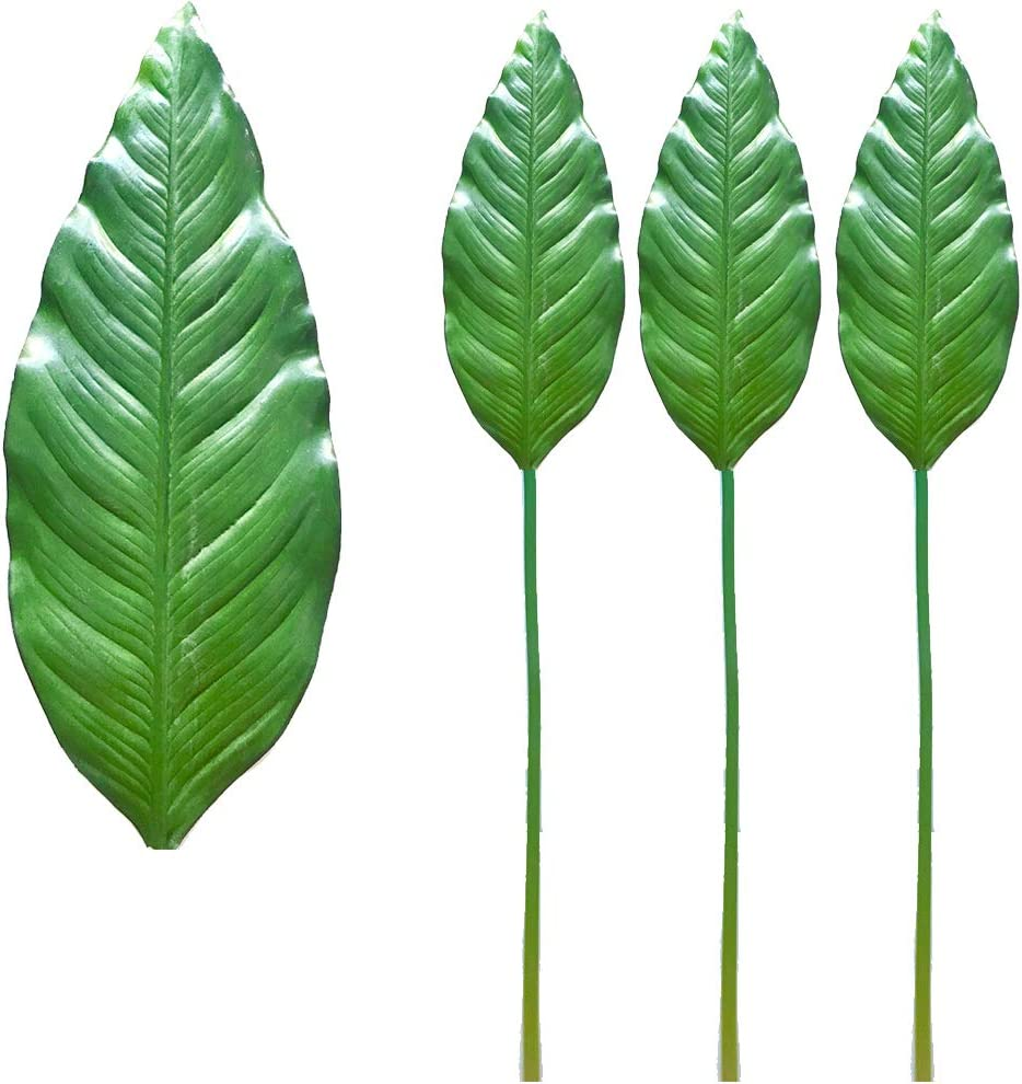 Amazon Com Aisamco 3 Pcs Artificial Tropical Leaf Spray Large Strelitzia Reginae Leaves Fake In Green 34 Tall Artificial Bird Of Paradise Leaves For Floral Arrangement Home Kitchen Download the perfect tropical leaves pictures. aisamco 3 pcs artificial tropical leaf spray large strelitzia reginae leaves fake in green 34 tall artificial bird of paradise leaves for floral