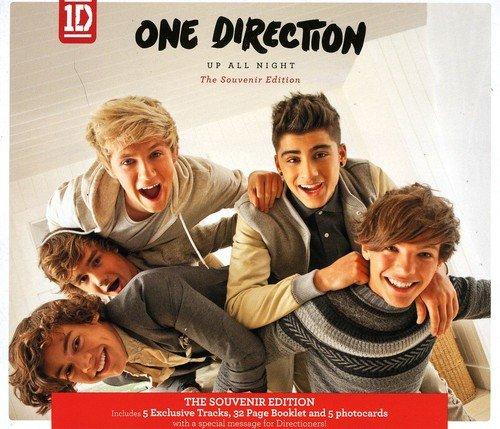 CD : One Direction - Up All Night (Asia - Import)