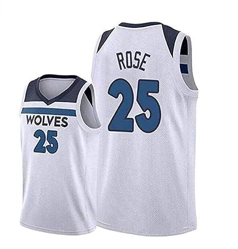 NBALL-HU Camisetas De Baloncesto Blancas para Hombre ...