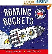 #8: Roaring Rockets (Amazing Machines)