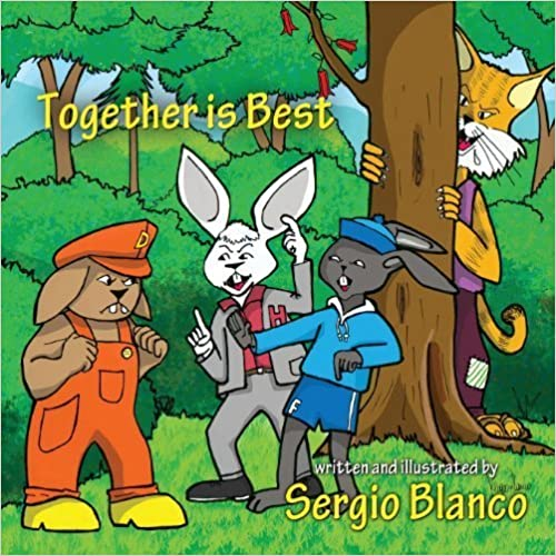Book Together Is Best by Sergio Blanco (2014-05-09)