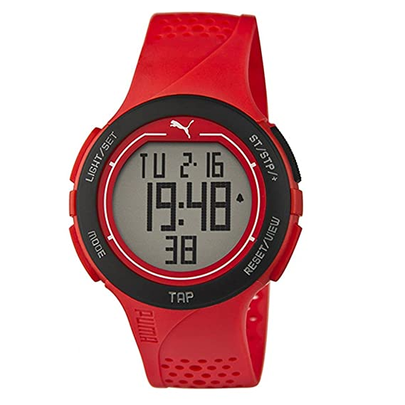 Puma Digital Touch PU911211002 - Reloj Infantil con Pantalla Digital: Amazon.es: Relojes