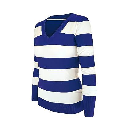 2LUV Women's Long Sleeve V-Neck Pullover Cardigan