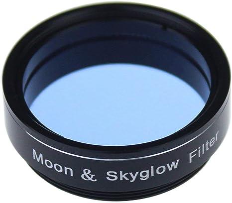 3,17 cm Solomark Filtro lunar para telescopio