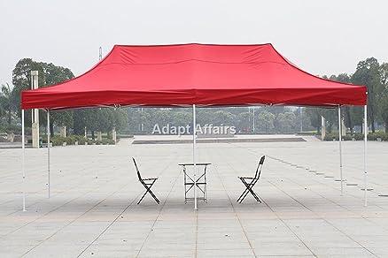 Portable Gazebo Tent / Canopy Tent 10 X 20 Ft / 3 X 6 M (