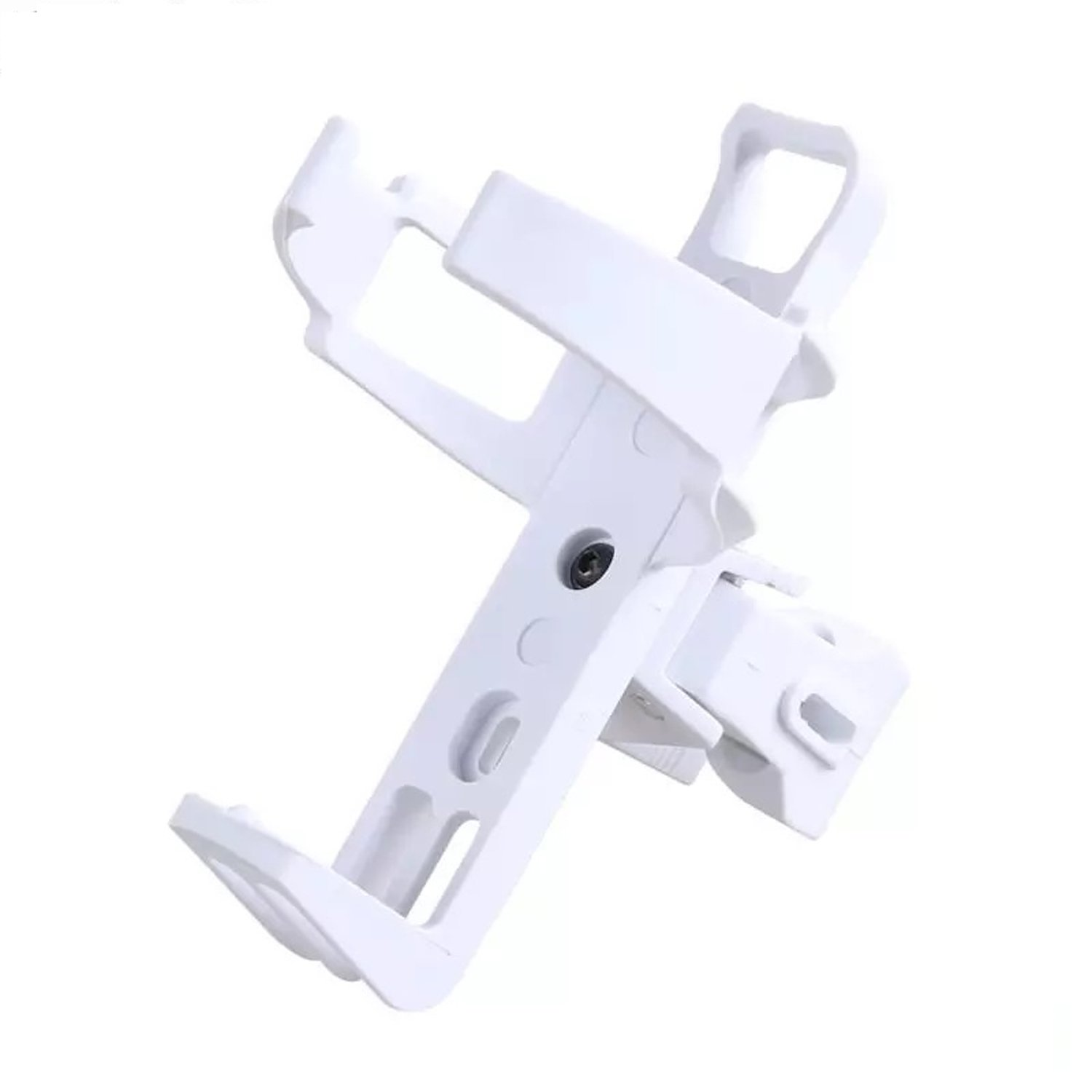 Ruian No Lost Bottles Quick and Easy to Mount Lightweight and Strong Bicycle Bottle Cage Bike Water Bottle Holder white Secure Retention System Great for Road and Mountain Bikes