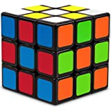 Magic Cube 3x3x3 Cube; Easy Smooth Play Puzzle Party Toy Cube Bulk Stickerless Anti-Pop Structure and Durable Puzzle Toys for