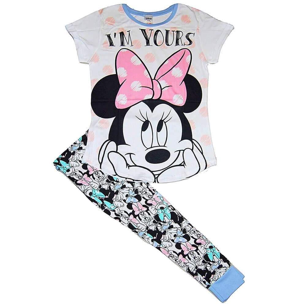 Tdp Disneys Minnie Mouse da Donna Sono Il Tuo Set da Pigiama