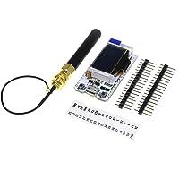 SX1276 Lora ESP32 LX6 Dual-Core 0,96 Pouces Bleu OLED Bluetooth WiFi Kit 32 Module CP2012 IOT Development Board 868 MHz 915 MHz pour Arduino (SX1276,868-915MHz)