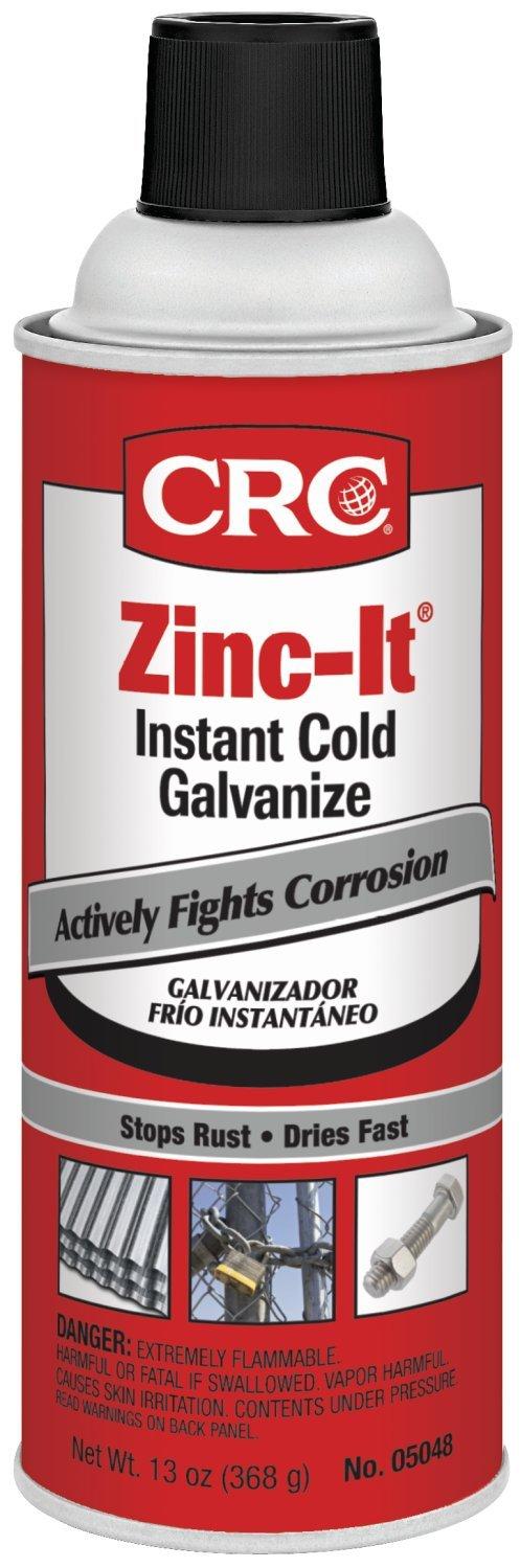 CRC 05048 Zinc-It Instant Cold Galvanize - 13 Wt Oz