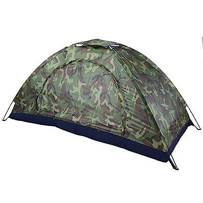 RT 2-Person Waterproof Lightweight Outdoor Tent: Garden & Outdoor
