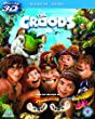 The Croods [Blu-ray 3D + Blu-ray]