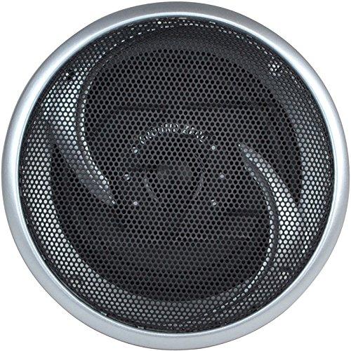 Ground Zero GZIF 4001FX 2 Wege Koaxial Lautsprecher 10,0 cm 50 Watt RMS 4 Ohm
