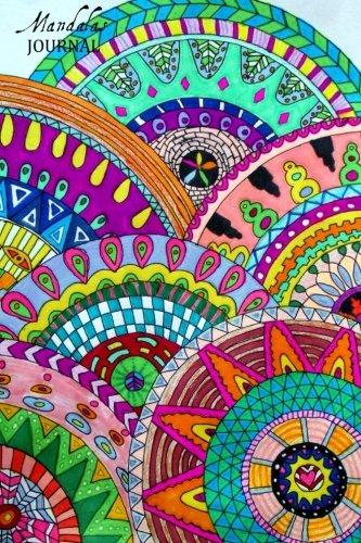 Download Mandalas Journal: Writing Journal & Mandala Drawing Templates (Notebook, Diary, Blank Book) 6x9 pdf epub