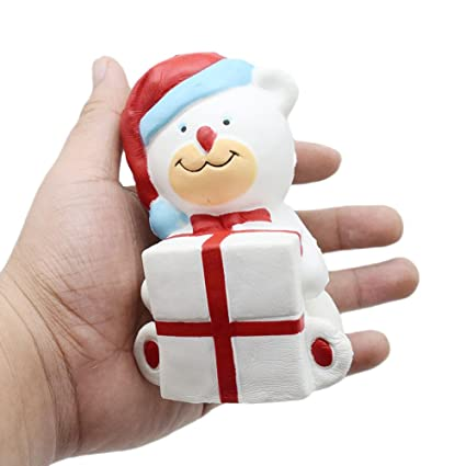 libermall clearance squishy toys jumbo slow rising toy hottest christmas toys 2018 for kids xmas bear