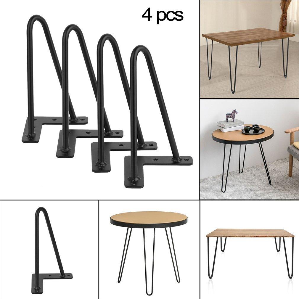 Hairpin Table Legs 22 Heavy Duty Hairpin Legs Set For 4 Heavy
