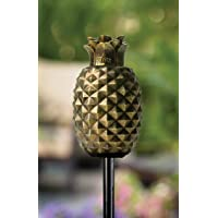 TIKI Brand Bronze Pineapple Torch (Bronze)