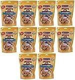Smokehouse USA Prime Chips Chicken & Turkey 10 lb (10x16oz Bag)
