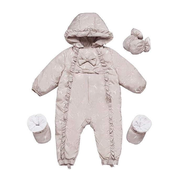 Amazon.com: Fairy Baby - Traje de snowsuit para bebé, 3 ...