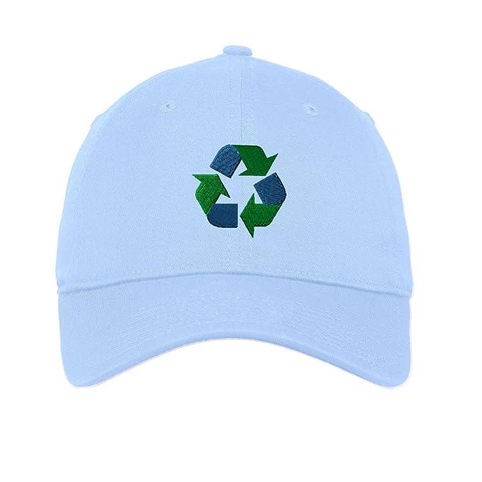 7e717239f55 Amazon.com  Speedy Pros Recycle Logo Twill Cotton 6 Panel Low ...