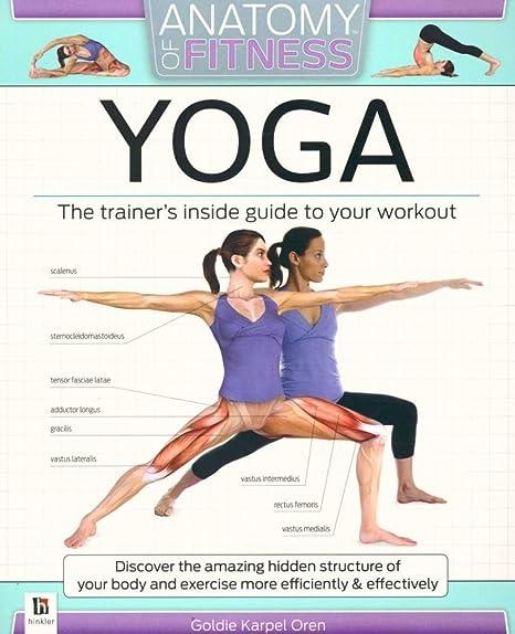 Anatomy of Fitness Yoga: Amazon.es: Hogar