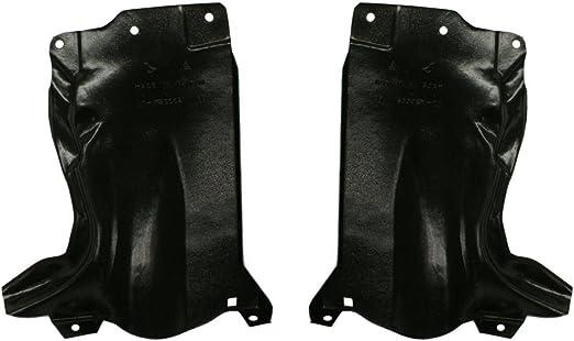 Crash Parts Plus Driver Side Engine Splash Shield Guard for Mazda 3 5 MA1228101